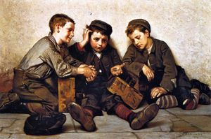John George Brown - Kurz