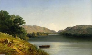John Williamson - ruhig Binnensee