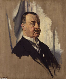 William Newenham Montague Orpen - Sir Joseph George Ward