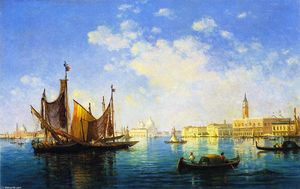Christopher Pearse Cranch - Venedig