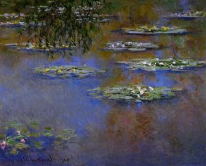 Claude Monet - Seerosen 13