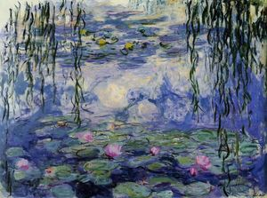 Claude Monet - Seerosen 29