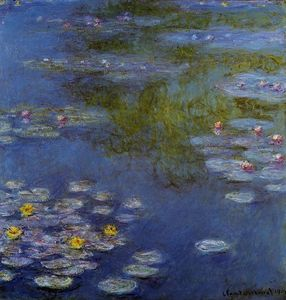 Claude Monet - Seerosen 30