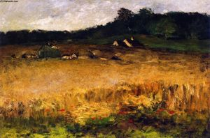 William Merritt Chase - Weizenfeld