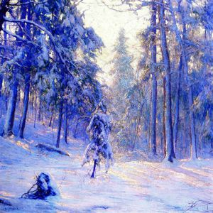 Walter Launt Palmer - Winter Haze