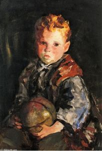Robert Henri - Junge Anthony