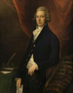 Gainsborouth Dupont - William Pitt der Jüngere -