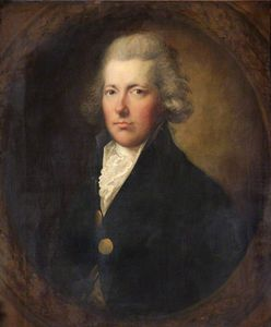 Gainsborouth Dupont - William Pitt der Jüngere