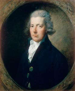 Gainsborouth Dupont - William Pitt, Ministerpräsident