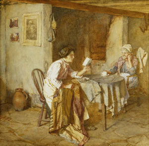 Walter Langley - der brief
