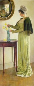 William Henry Margetson - Frühlingsboten