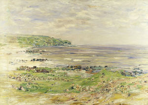William Mctaggart - predigen Str . Columba