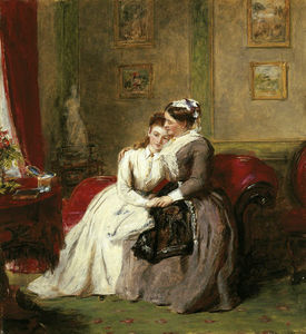 William Powell Frith - angst