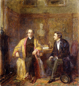 William Powell Frith - hoffe -