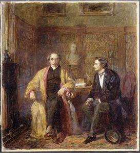 William Powell Frith - hoffe