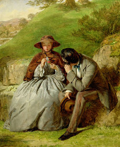 William Powell Frith - liebhaber