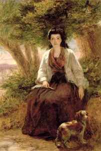 William Powell Frith - Sternes Maria
