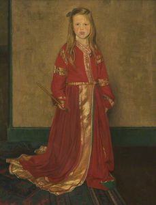 William Rothenstein - Rachel Königin