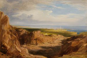 James William Giles - stirling hill quarry , Nahe Peterhead