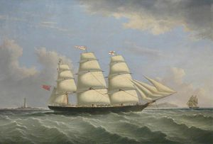 Joseph Heard - die clipper -star von dem East- in australien