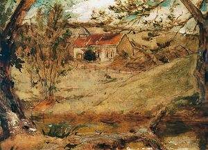 William Etty - Givendale Church