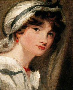 William Etty - Lady Templeton Daughter