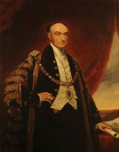 Henry William Pickersgill - Sir John Pirie, Bt, Lord Mayor von London