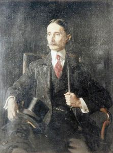 William Newenham Montague Orpen - Sir Henry Percy Harris