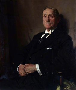 William Newenham Montague Orpen - sir robert williams park