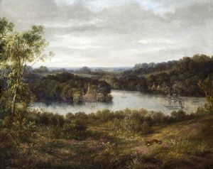 Patrick Nasmyth - virginia wasser , Surrey
