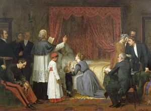 Marie Francois Firmin-Girard - Marriage In Extremis