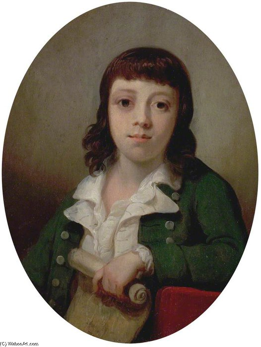George Morland von Henry Robert Morland (1716-1797, United Kingdom)