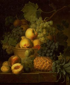 Jan Frans Van Dael - Obstkorb