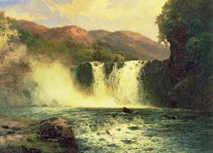John Brandon Smith - der wasserfall