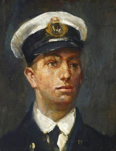 Ambrose Mcevoy - Lieutenant William Edward Sanders