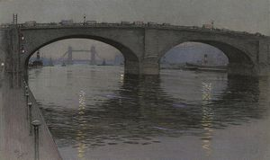 Beatrice Parsons - london brücke