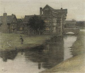 Beatrice Parsons - moreton old hall