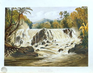 Charles Bentley - The Great Cataract Des Flusses Parima