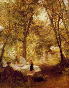 Charles James Lewis - Unser Picknick