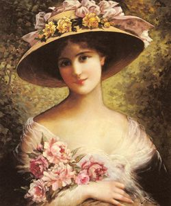 Emile Vernon - Das Fancy Bonnet