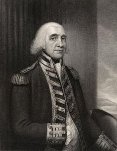 Gainsborouth Dupont - admiral richard howe