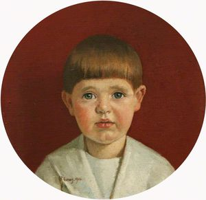Harold Harvey - James Jewill Hill Junior