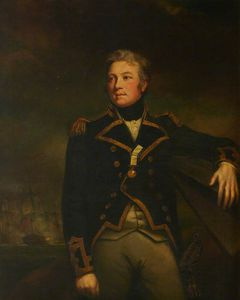 James Northcote - admiral sir philip charles henderson calderwood durham