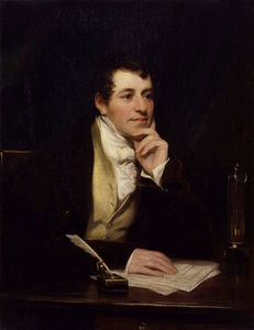 Thomas Phillips - Sir Humphry Davy