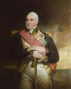 William Owen - admiral edward pellew , 1st Vicomte Exmouth