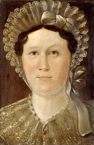 Augustus Earle - Mrs John Piper