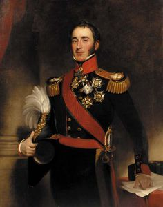 Henry William Pickersgill - porträt von sir john conroy , Bt