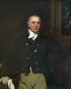 Henry William Pickersgill - richard arkwright Jünger
