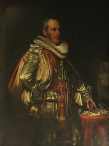 Henry William Pickersgill - sir charles bagot