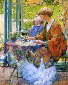 Richard Edward Miller - Goldfisch